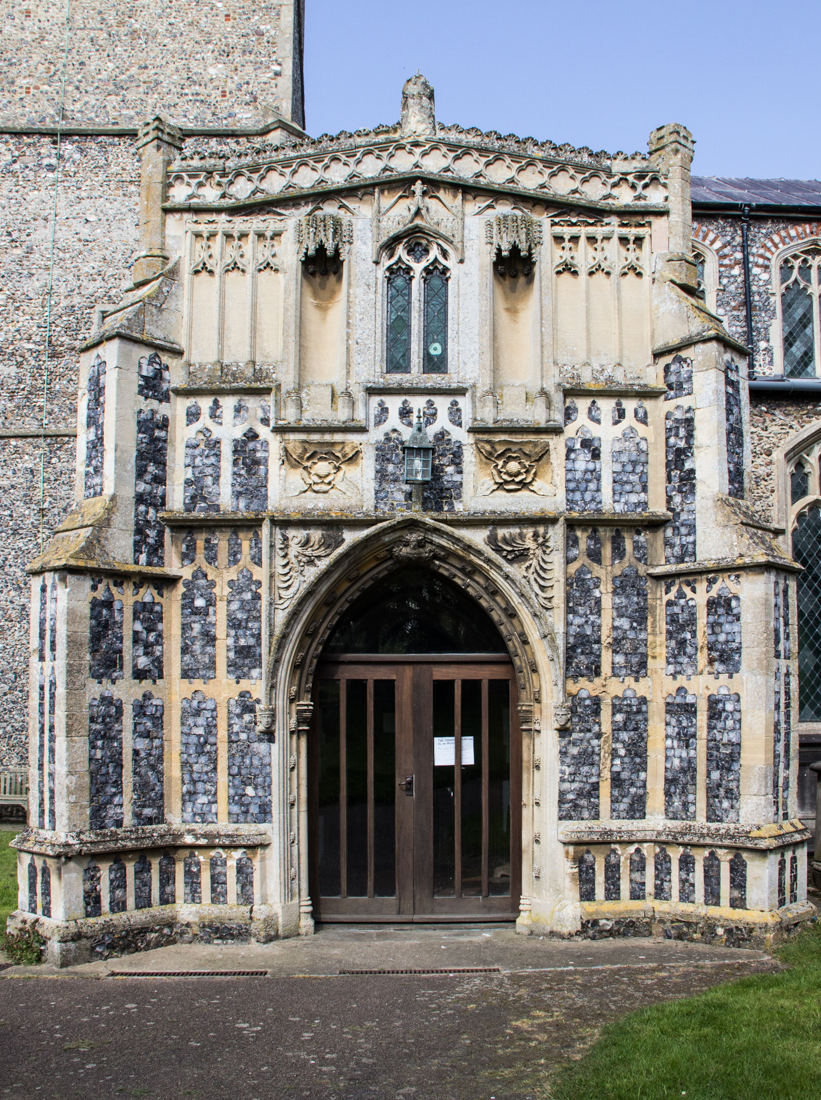 The South Porch (c.1420s), Fressingfield Church