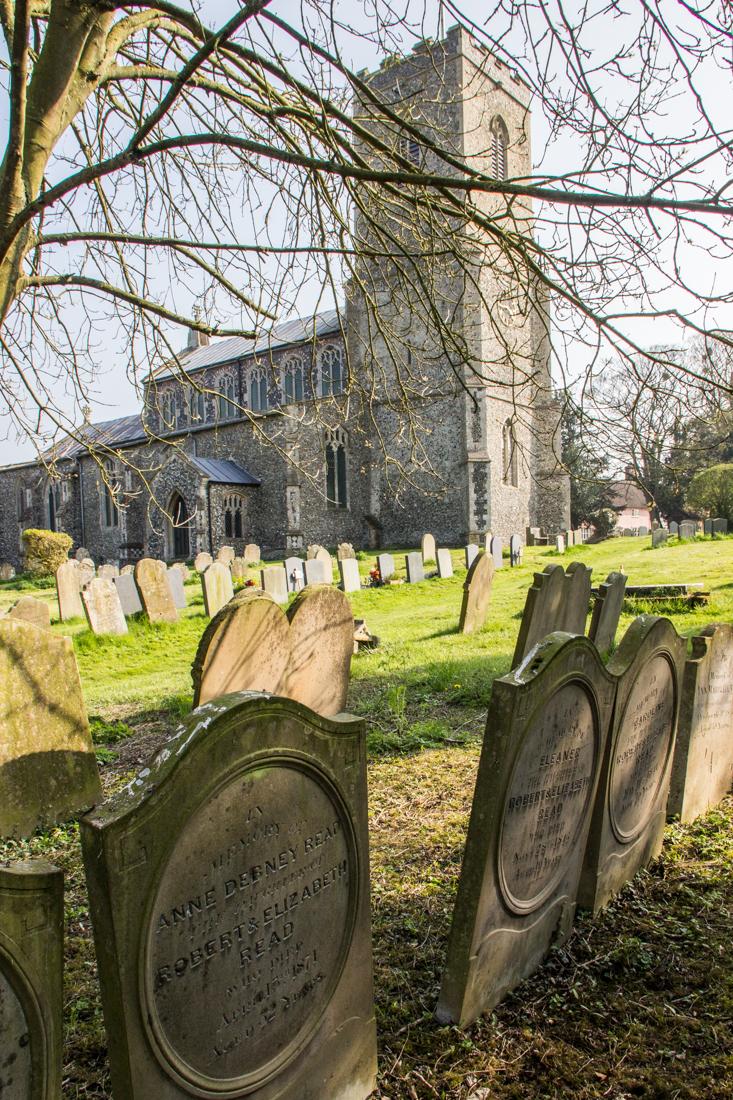 Church of St Peter & St Paul, Fressingfield