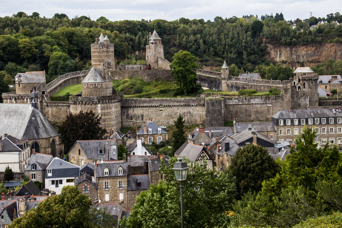 Castle of Fougeres