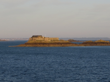 Islands outside St Malo
