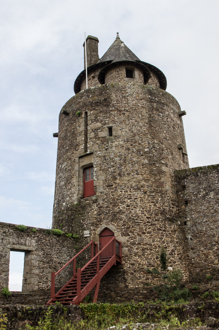 The Gobelins Tower, Fougeres Castle