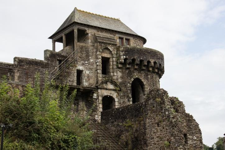 Tour de Coigny, Fougeres Castle
