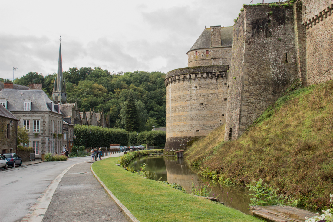 Tour Raoul, Fougeres Castle