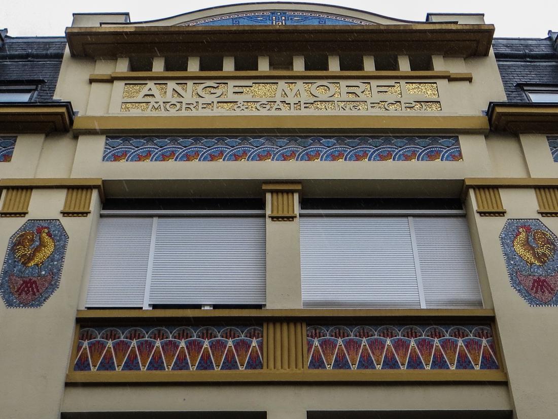 Morel & Gate Factory, Bonabry Quarter, Fougeres