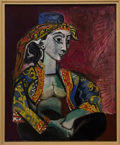 Portrait of Jacqueline