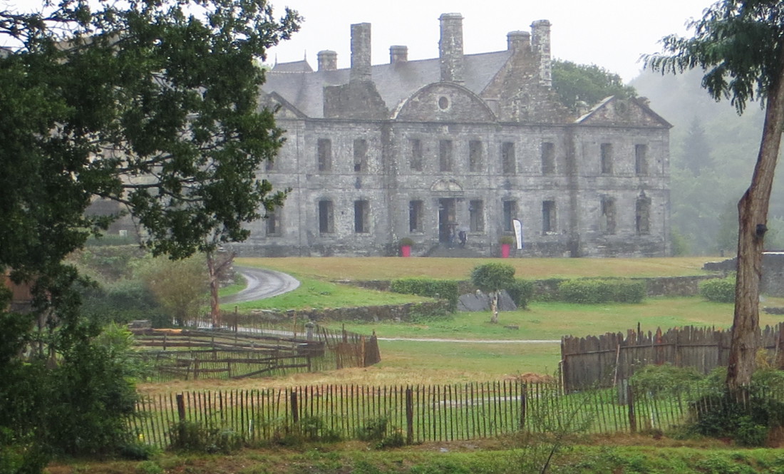 The Abbey of Bon Repos