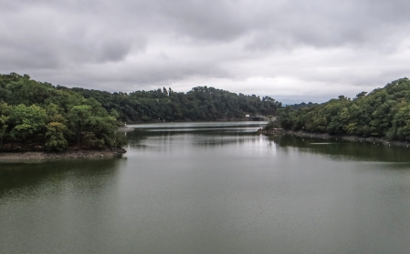 The Lake of Guerledan