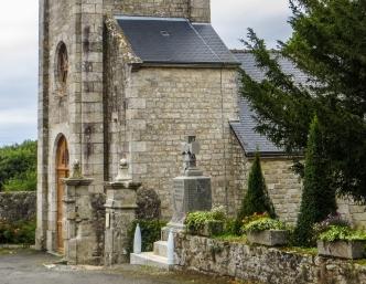 The Church at Tredaniel