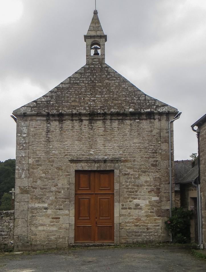The Chapel of St Michel, Moncontour