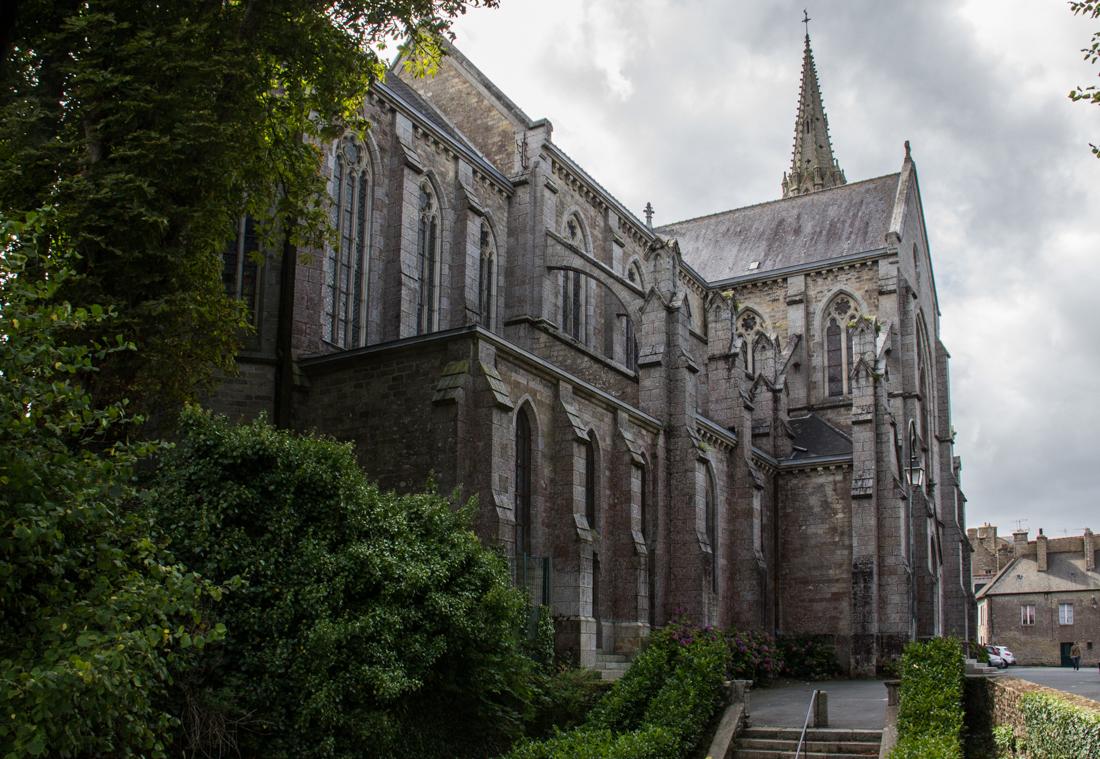 The Church of Notre Dame du Delivrance