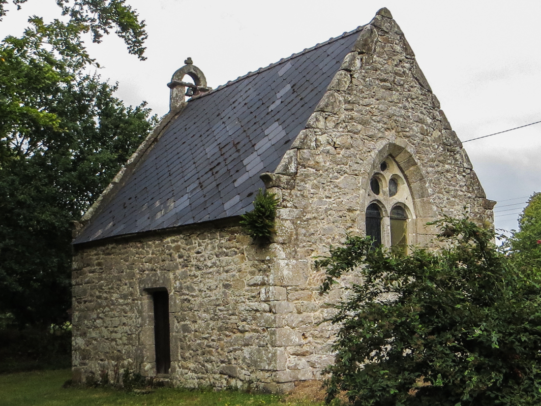 The little Chapel at Mauguerand