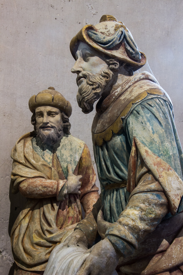 Gamaliel (St Paul's teacher) &, I think, Joseph of Arimathea