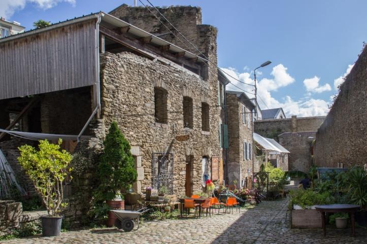 The Rue St Malo