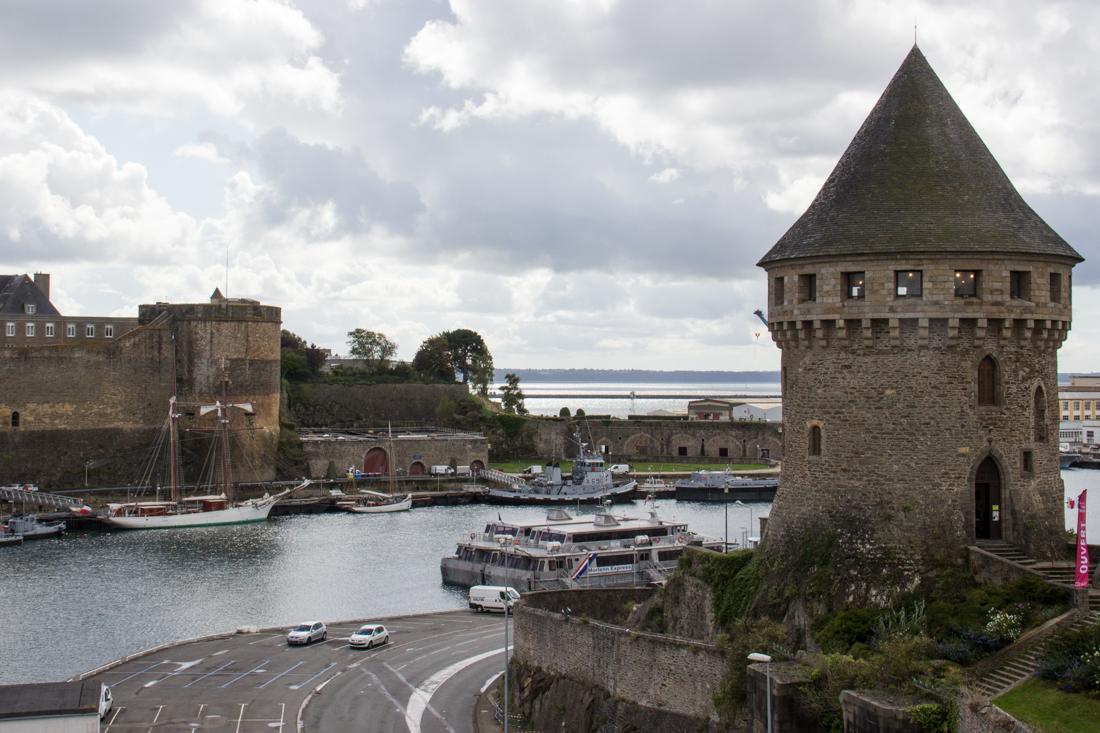 Tour de Tanguy, Brest