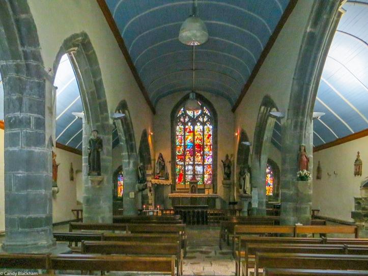 The Chapel of La Fontaine Blanche