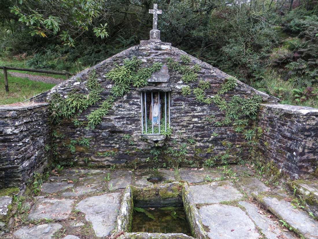 The Fountain of St-Cadou