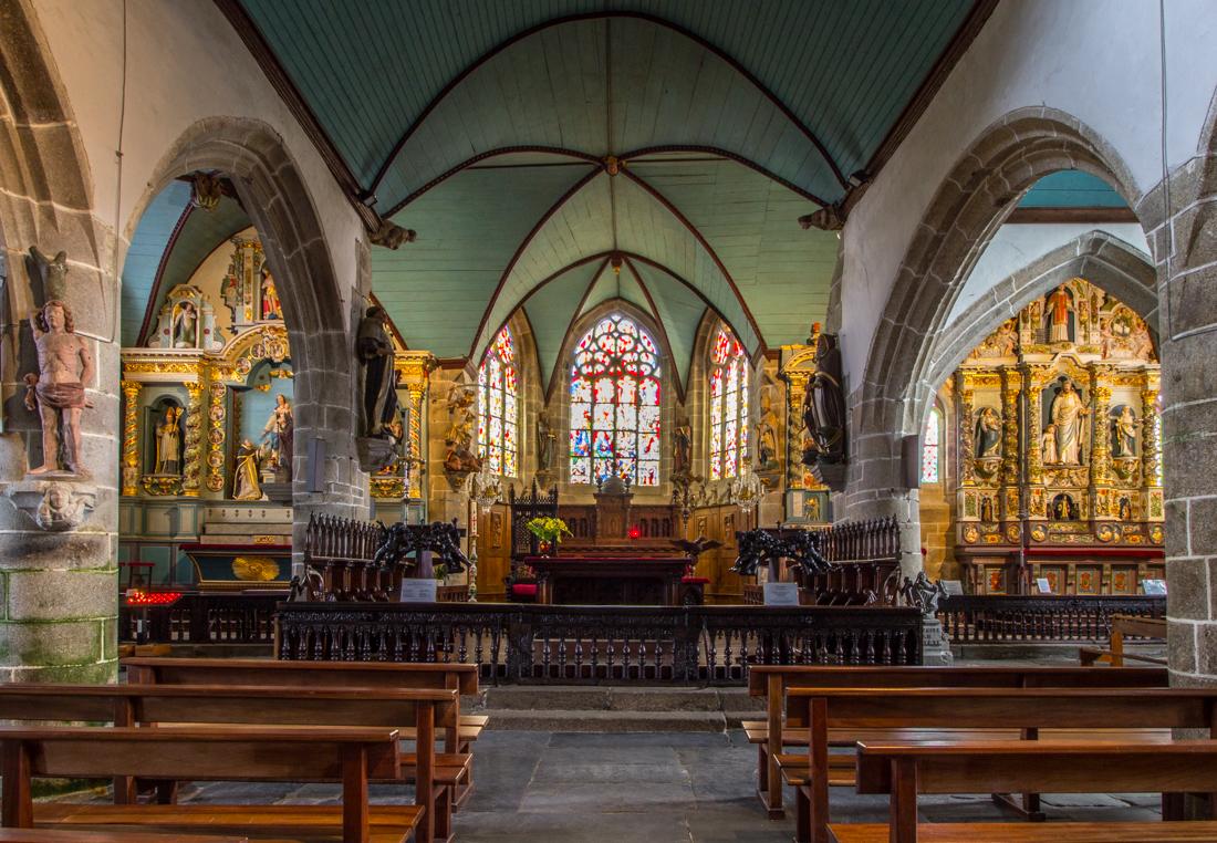 Guimiliau Church