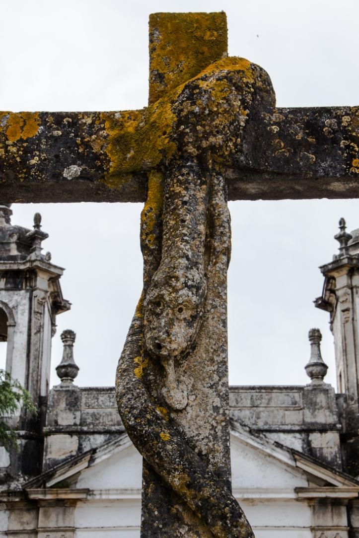 The Serpent Crucifix in Vila Vicosa