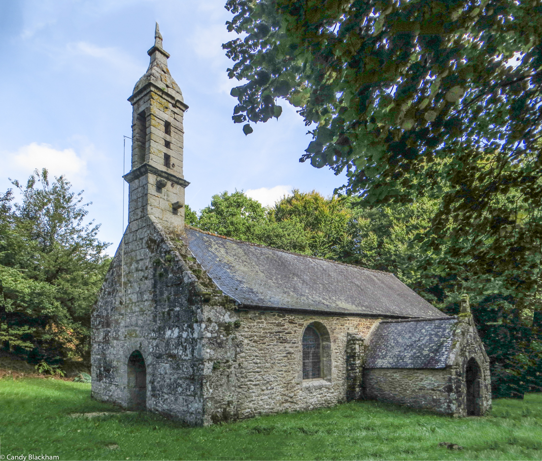 The Chapel of St Mathurin