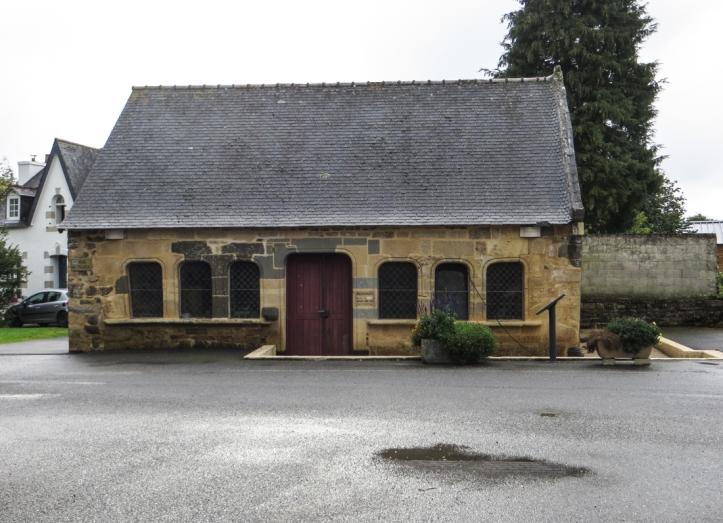 The Ossuary of the Church of St Audoen, Rosnoen