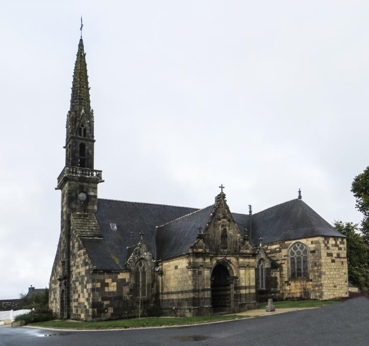 The Church of St Audoen, Rosnoen