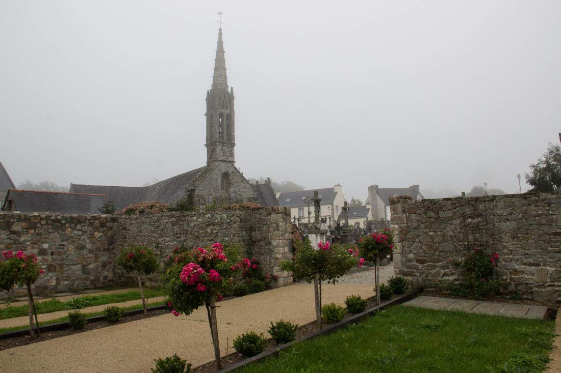 The Garden of Remembrance of Saint-Nicaise