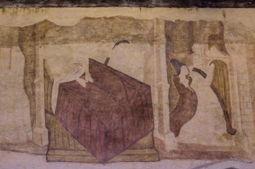 The West Door, The Church of St Salomon, La Martyre