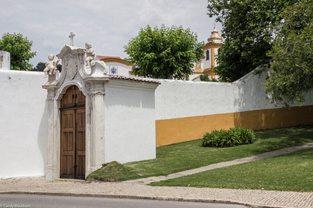 The Convent of St Bernard, Portalegre