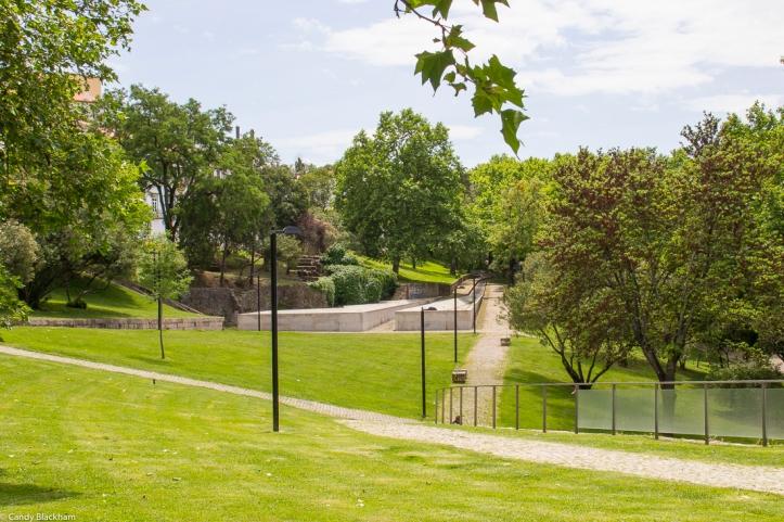 The Park of Miguel Bombarda, Portalegre