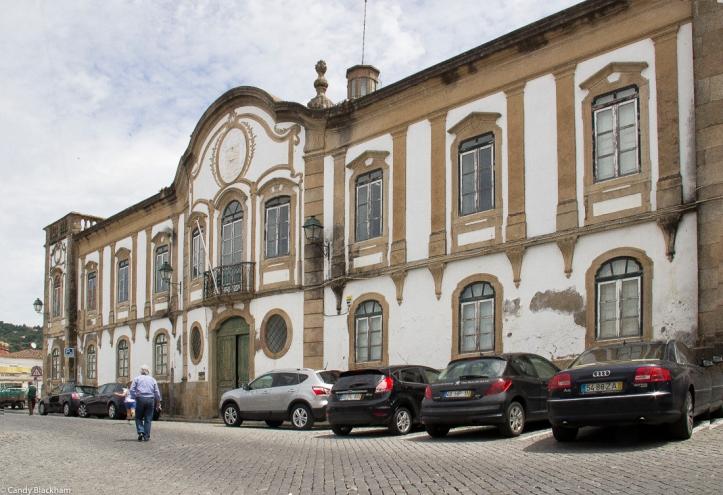 The Barahona Palace, Portalegre