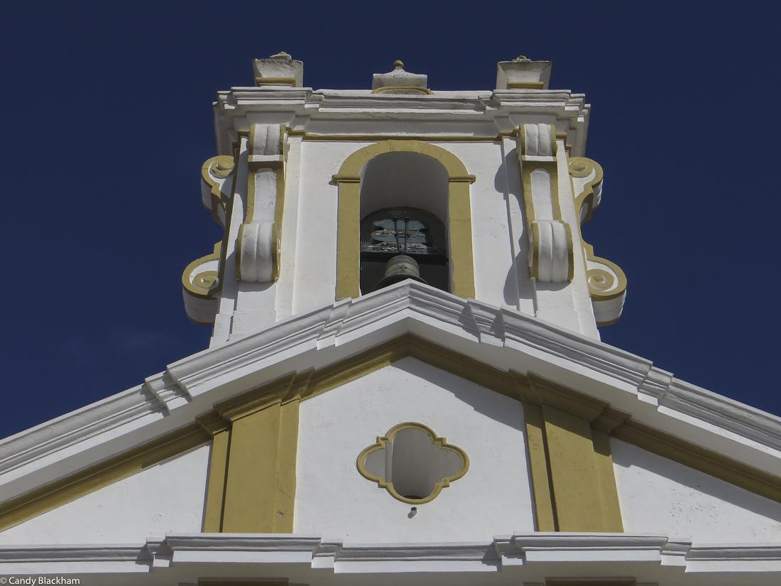 The Church of Senhor Jesus do Outeiro, 17C