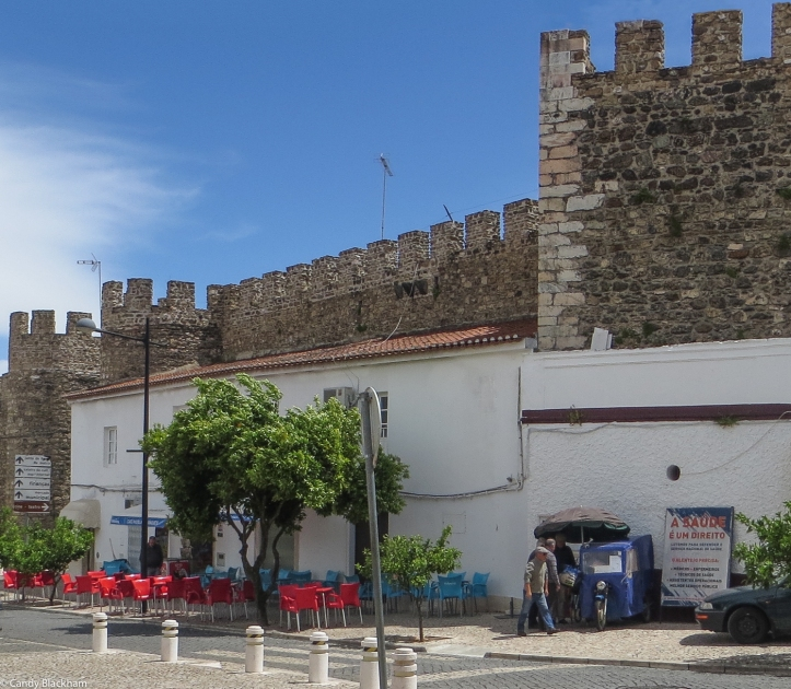 Castle of Borba
