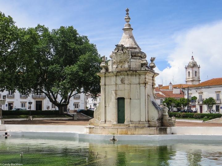 Fountain of Bicas, Borba