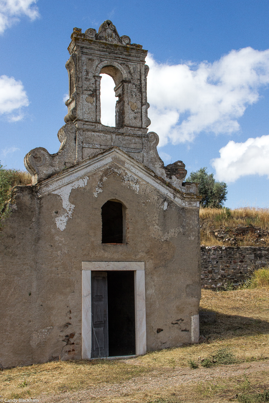 The Chapel of Mercy, Juromenha