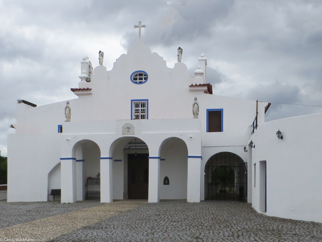 The Shrine of Nossa Senhora da Enxara