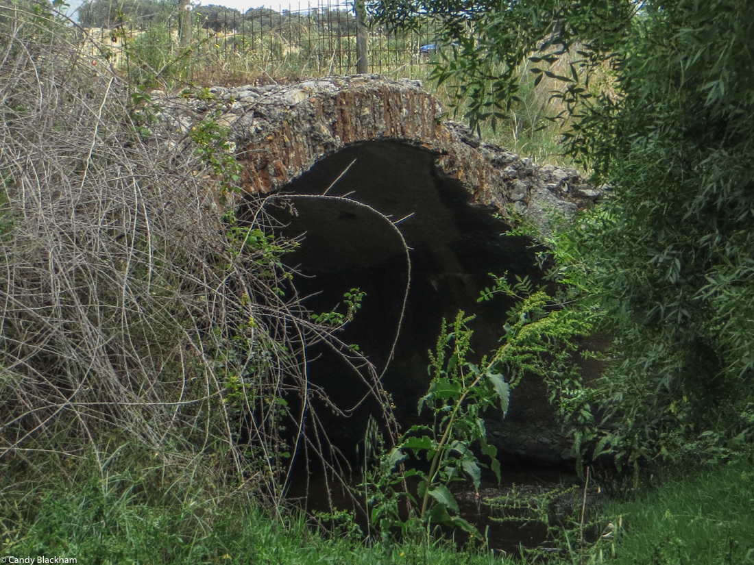 Roman Bridge over River Xevora
