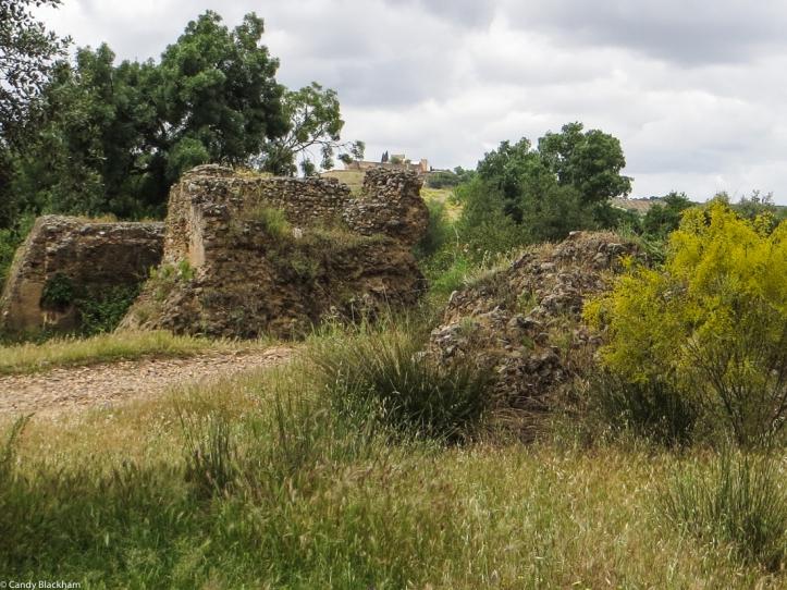 Roman Bridge over River Xevora