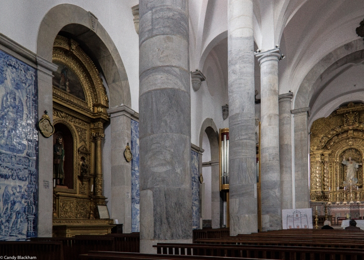 The Cathedral of St James, Beja