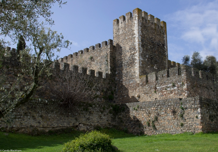 The Castle of Beja