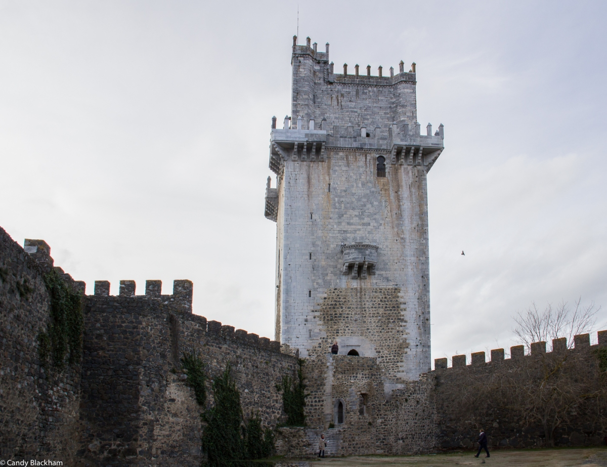 Tower of Belagem, Beja