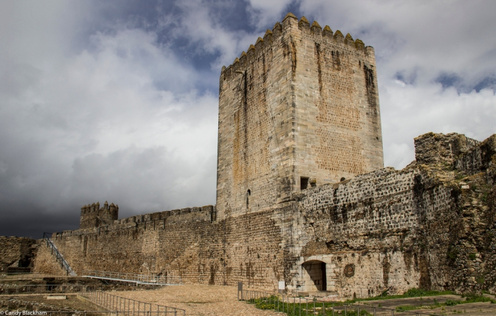 The Castle in Moura