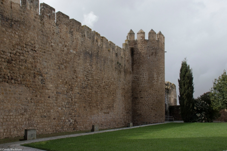 The Castle at Moura