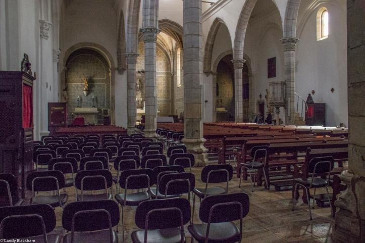 The Church of St John the Baptist, Moura