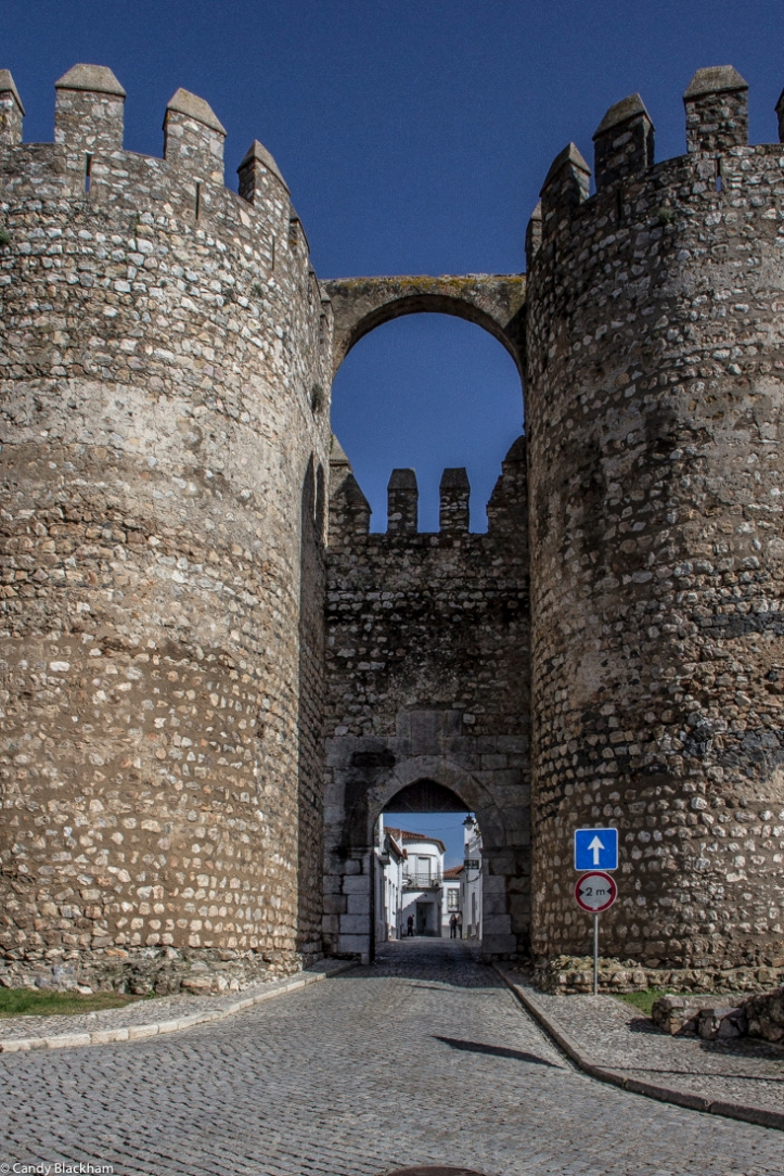 The Beja Gate into Serpa