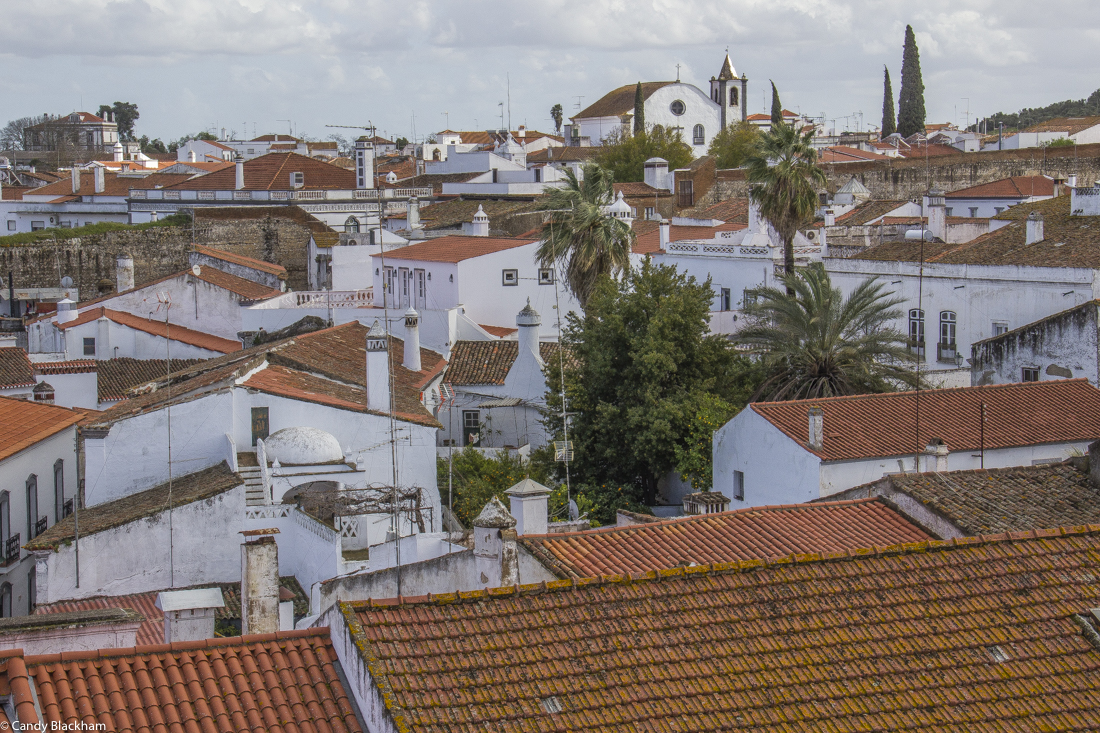 Serpa's rooftops