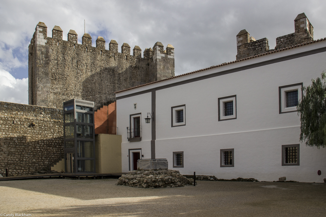 The Museum inside the walls of the Castle, Serpa