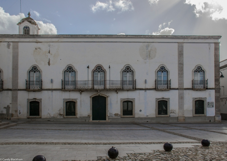 The Count of Ficalho Manor House