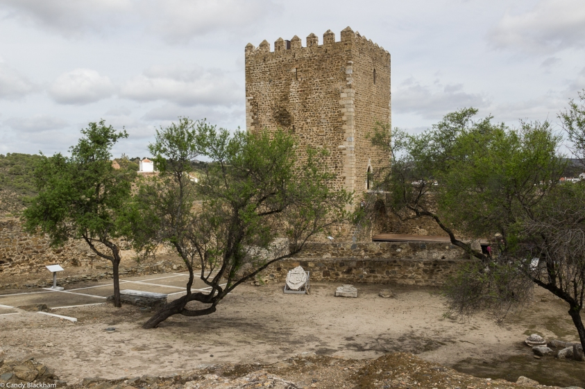The Castle of Mertola