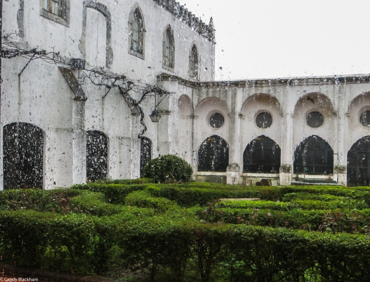The Cloister of the Regional Museum
