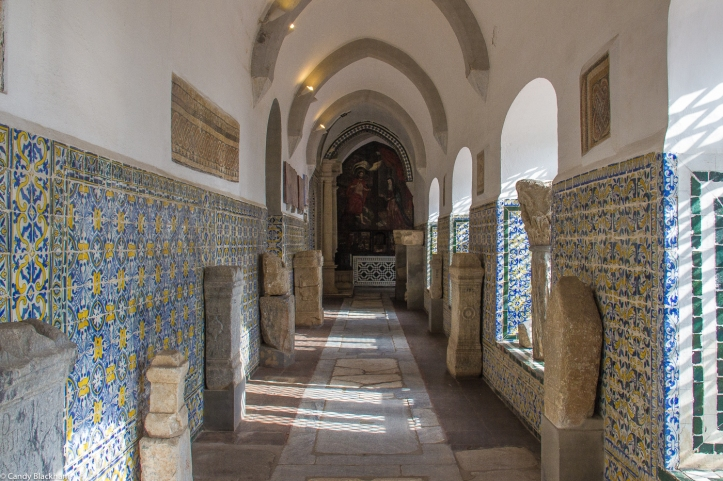 The Rosary Court in the Cloisters